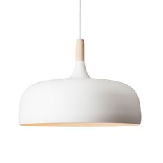 Acorn pendant, White - Atle Tveit - Northern Lighting - RoyalDesign.com