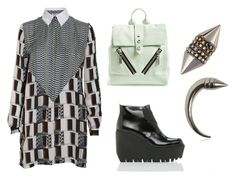 """Kenzo Love"" by solestruck ❤ liked on Polyvore featuring Opening Ceremony, Kenzo and Givenchy"
