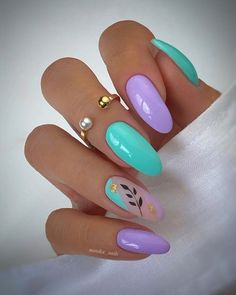 Chic Nails, Stylish Nails, Almond Nails Designs, Nail Designs, Manicure, Nails Only, Almond Acrylic Nails, Oval Nails, Minimalist Nails
