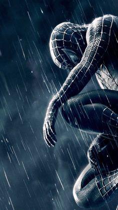 black spiderman image for iphone Black Spiderman, Image Spiderman, Spiderman Noir, Spiderman Pictures, Spiderman Art, Amazing Spiderman, Mobile Wallpaper Android, Iphone 6 Plus Wallpaper, Hd Wallpapers For Mobile