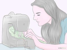 How to Sew Silk