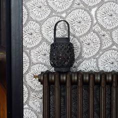 Papier peint #34 - noir & blanc / Atelier Mouti