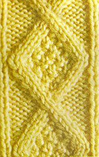 Netelu Artes: Pontos tricô Irlandeses