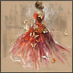 Pink skirt,girl's back diamond painting Mosaic oil painting, all – diamond texture decoration - Malerei Diamond Drawing, 5d Diamond Painting, Acrylic Painting On Paper, Diy Painting, Ballet Painting, Painting Abstract, Paint By Number Kits, Cross Paintings, Abstract Styles