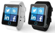 Gnomio Watch - the First Watch with Windows Phone 8