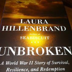 Unbroken...World War 2 Story of Survival
