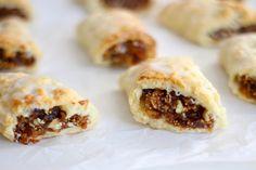 Sicilian Fig Cookies {cuccidati} Cookie Recipes, Dessert Recipes, Dessert Ideas, Fig Cookies, Easy Hummus Recipe, Sicilian Recipes, Sicilian Food, Fig Newtons, Italian Dishes