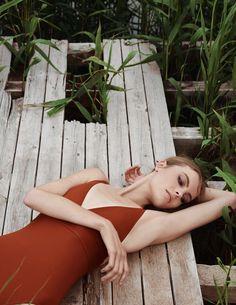 Summer Style: Wylie Hays by Cihan Alpgiray in Grazia Turkey