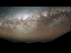 Very Large Telescope time lapse.  This breathtaking time-lapse video was captured at the European Southern Observatory's Very Large Telescope in Chile's Atacama Desert
