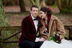 Create your own winter wonderland wedding, just like this one!