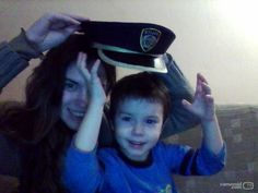 And then he said: ,,When I grow up, I will be a policeman!´´