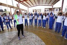 Estudiantes de la agencia Dolores disfrutan de El Re-creo