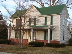 Historic Home In Aulander, Nc For Sale - Ahoskie North Carolina