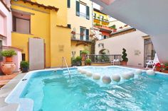 Piscina idromassaggio | Hotel Rivoli, Firenze