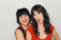 Katie Boland & Gail