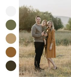 family photo outfits One of the hardest parts about family pictures is picking outfits that not only look good together, but look good for the location you will be having them take