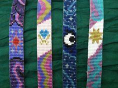 My Little Pony Princesses Bracelets by LeoLove84 on Etsy, $60.00