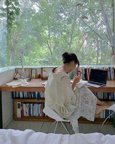 Aesthetic Room Decor, Book Aesthetic, Study Inspiration, Motivation Inspiration, Study Motivation, New Room, Dream Life, Sweet Home, House Design