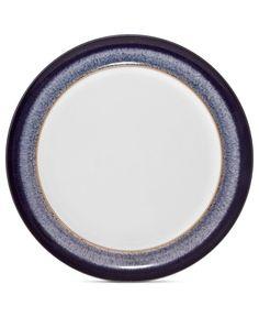 Denby Dinnerware Heather Dinner Plate  sc 1 st  Pinterest & Denby Caramel Stripes Dinner Plate #Denby | Denby Dinnerware ...
