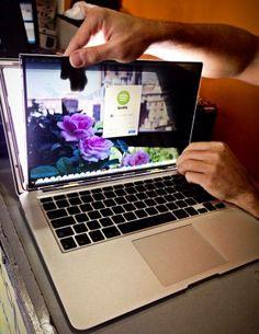 Reparación pantalla Mac