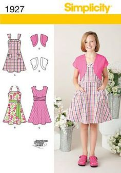 Simplicity Creative Group - Girl's Dresses
