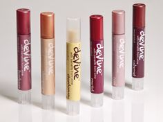 deVine Lip Shimmers: Get the Benefits from Wine for Beautiful Lips Pale Lips, Lots Of Makeup, Beautiful Lips, Lipstick, Wine, Packaging, Beauty, Random, Closet