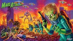 mars attacks | Mars Attacks - 16