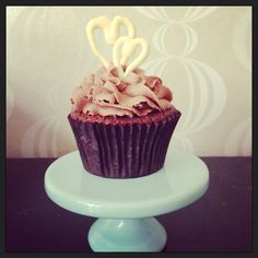 Nutella cup Cake