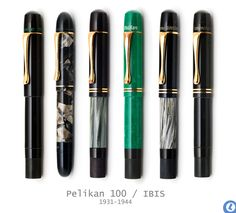More vintage Pelikan love! #pelikan #fountainpens