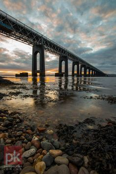 The Dundee Rail Bridge by Ian Potter on 500px