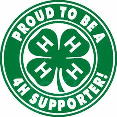 4-H Supporter