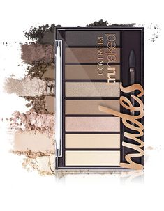 CoverGirl TruNaked Eyeshadow Palettes in Nudes and Roses Best Drugstore Makeup, Makeup Dupes, Makeup Brands, Makeup Products, Beauty Products, Covergirl Cosmetics, Covergirl Eyeshadow, Eyeshadows, Maybelline