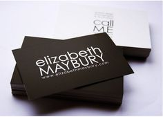 28 best business card inspiration images on pinterest in 2018