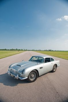 Aston Martin DB5 (1964) - Goldfinger Maintenance/restoration of old/vintage vehicles: the material for new cogs/casters/gears/pads could be cast polyamide which I (Cast polyamide) can produce. My contact: tatjana.alic@windowslive.com