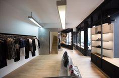 KRISVANASSCHE store by Ciguë, Paris