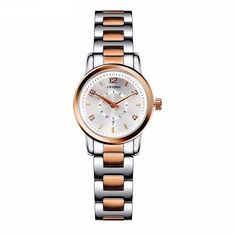 Cheap watch tv on lcd monitor, Buy Quality watch julius directly from China watch heart rate gps Suppliers: SINOBI Women Wrist Watches Top Brand Luxury Ladies Quartz Clock Female Bracelet Watches Women Fashion Watch 2017 Montres Femmes Cartier, Luxury Couple, Ladies Dress Watches, Latest Jewellery, Business Fashion, Jewelry Trends, Fashion Watches, Gold Watch, Watch Bands