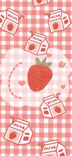 Wallpaper Doodle, Cute Pastel Wallpaper, Soft Wallpaper, Cute Patterns Wallpaper, Cute Anime Wallpaper, Cute Cartoon Wallpapers, Cute Wallpaper Backgrounds, Pretty Wallpapers, Animes Wallpapers