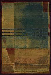 Click to enlarge: Sphinx by Oriental Weavers Area Rugs: Kharma II Rugs: 890X4 Red