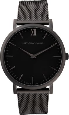 Larsson and Jennings - CM (Chain Metal) Black - $327 USD