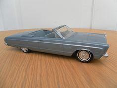 1965 Plymouth Fury Convertible promo model