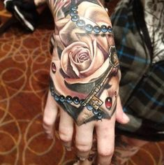 Tattoo - Unique Hand Tattoo Designs For Men and Woman - Vogue