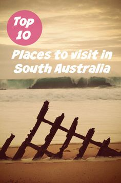 "Top 10 Places to Visit in South Australia South Australia is often the ""forgotten state"" when it comes to people travelling to Australia. We have come up with 10 reasons why you NEED to travel to South Australia! Australia Travel Guide, Visit Australia, Western Australia, Australia Trip, Australia Winter, Melbourne Australia, Brisbane, Places To Travel, Travel Destinations"