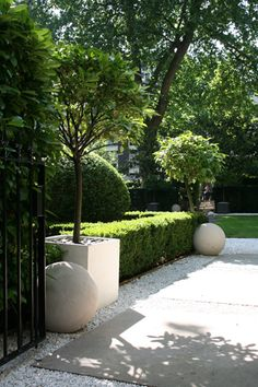 Hempel Square Garden