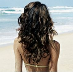 loose perm | Chemically Infused Beach Waves.... Maybe after the wedding?