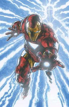 Marvel Vs, Marvel Heroes, Marvel Characters, Marvel Comics, Comic Books For Sale, Comic Books Art, Book Art, Travis Charest, Iron Man Art