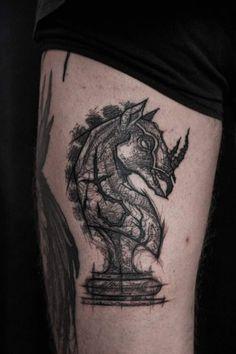 Tattoo sigil Łódź