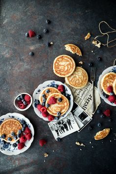Cardamom and Coconut Granola Rustic Food Photography, Food Photography Tips, Sweet Recipes, Snack Recipes, Snacks, Crepes And Waffles, Ricotta Pancakes, Food Goals, Food Is Fuel