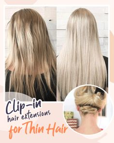 """Fantastic Pic Clip-In Hair Extensions for Thin Hair Ideas """"Warm"""" practices for hair extension The glue substance is frequently used artificial Keratin. Hair Extensions Tutorial, Hair Extensions For Short Hair, Clip In Hair Extensions Styles, Tape In Extensions, Haircut For Thick Hair, Long Hair Cuts, Short Hair Styles, Natural Hair Styles, Hair Trim"""