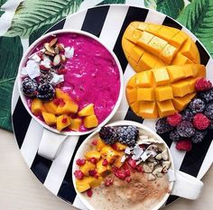 Healthy eating should be a vibrant and mouthwatering experience! #healthyfoodideas