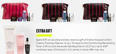 Nordstrom Anniversary sale including many beauty GWP offers is here - this is an offer from Lancome. http://cliniquebonus.org/lancome-gift-with-purchase/